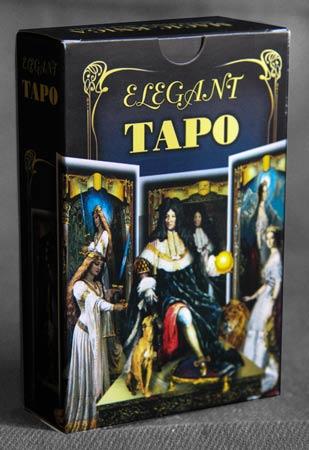 Elegant Tarot в интернет-магазине Magic-Kniga