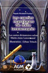 Мистическая колода мадемуазель Ленорман (Les cartes mystiques de mlle Lenormand)