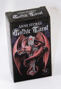 Anne Stokes Gothic Tarot. Готическое Тaро Энн Стокс