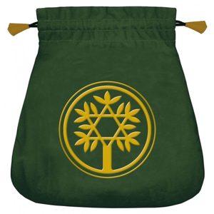 Мешочек для карт Таро «Кельтское дерево» (Celtic Tree) фото