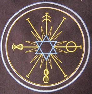 Гадальная скатерть «Колесо Судьбы»