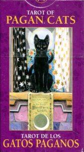 Мини Таро Языческих кошек