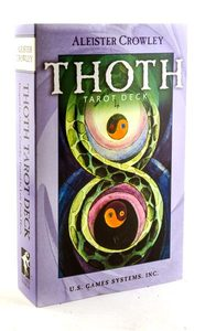Таро Тота Thoth Tarot Premier Edition