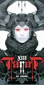 XIII Tarot by Nekro. Таро Некро XIII фото