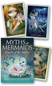 Myths and Mermaids: Oracle of the Water. Мифы и Русалки: Оракул Воды