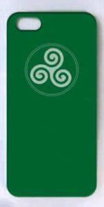 Защитный футляр для Iphone5 Кельтский Авваллон фото