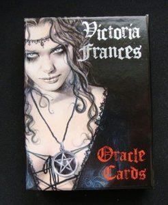 Victoria Frances Gothic Oracle Cards. Готический Оракул Виктория Фрэнсис