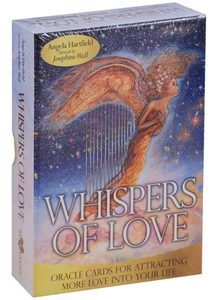 Whispers of Love oracle. Оракул Шепот любви