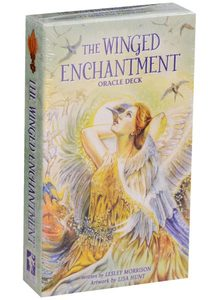 Winged Enchantment Oracle Cards (Крылатые Чары Оракул) фото