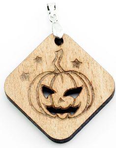 Happy Halloween. Амулет тыква