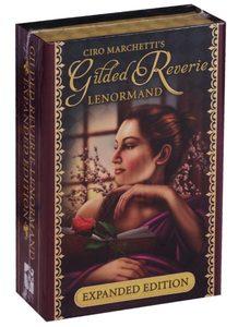 Gilded Reverie Lenormand Expanded Edition. Оракул Золотые мечты Ленорман