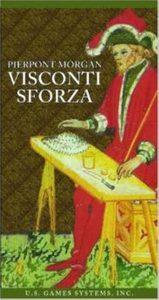 Таро Висконти-Сфорца Visconty Sforza Pierpont Morgan Tarot