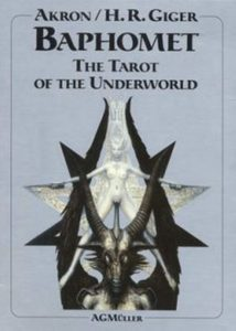 Baphomet. The Tarot of the Underworld. Таро Бафомета