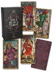 Sola Busca Tarot. Таро Сола Буска (музейное качество)