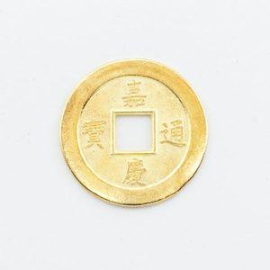 Золотая монета счастья