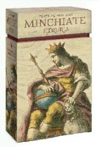 Миниатюра Этрурии Таро. Лимитированное издание