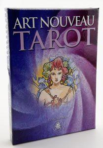 Art Nouveau Tarot Таро Арт-Нуво. Старшие Арканы