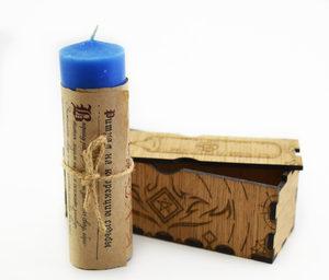 Свеча-ритуал на коррекцию судьбы