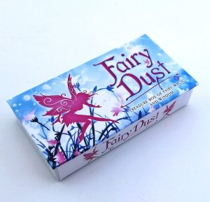 Inspirational Fairy Dust cards Карты вдохновения Волшебной пыли