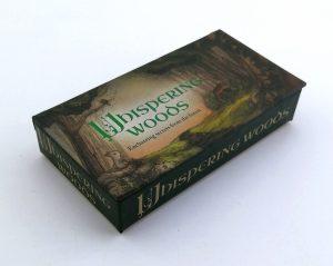 Inspirational Whispering Woods cards Карты вдохновения Шепот Деревьев
