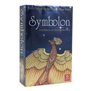 Symbolon. The deck of remembrance. Симболон колода воспоминаний (карманный размер)