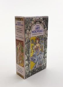 Таро Галерея Art Nouveau Tarot фото