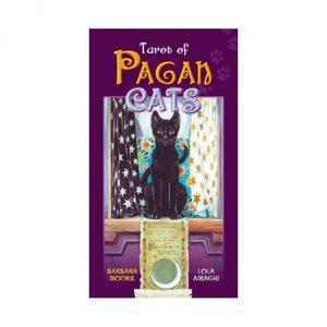 Карты Таро Языческих Кошек - Tarot of Pagan Cats