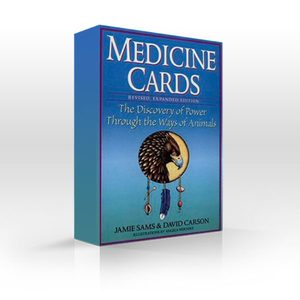 Medicine cards EXPANDED EDITION Таро Медицины