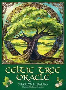 Oracle cards Celtic Tree (Оракул Кельтское дерево) фото