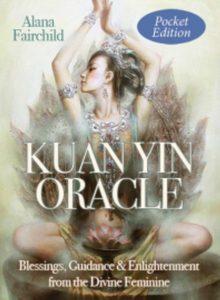 Оракул Kuan Yin (Оракул матери Милосердия) карманный размер
