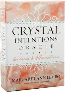 Crystal Intentions Oracle. Оракул Кристальных намерений