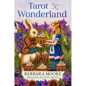 Карты Таро Tarot in Wonderland.Таро в Стране Чудес