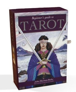 Tarot cards and book set Beginners Guide To Tarot Гид по Таро для начинающих