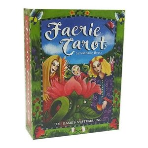 Faerie Tarot. Таро Фей (Таро Фэйри)