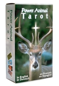 Tarot Cards Power Animal Таро Сила Животных