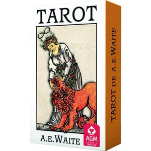 Tarot A.E. Waite Deluxe Таро А.Э. Уэйта Делюкс