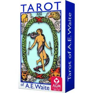 Tarot A.E. Waite Таро А.Э. Уэйта карманный размер