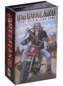 Tarot Omegaland Омегалэнд Таро