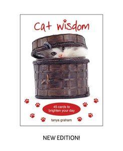 Cat Wisdom Cards Карты Кошачья Мудрость