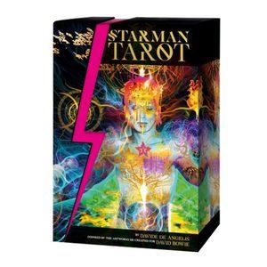 Набор Стармэн Таро. Starman Tarot