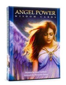 Angel Power Wisdom Cards Карты Мудрости Силы Ангелов