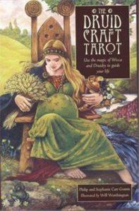The druid craft tarot. Таро Ремесло Друидов