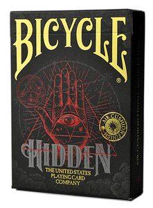 Игральные карты Bicycle Hidden