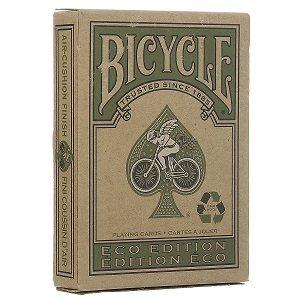 Карты Bicycle Eco Edition