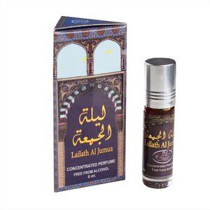 Арабские масляные духи «Лейла Аль-Джумуа» (Lailath Al Jumua), 6 мл