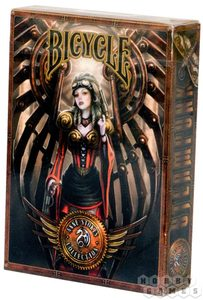 Карты Bicycle Anne Stokes Steampunk