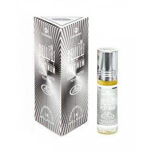 Арабские масляные духи «Платина» (Platinum), 6 мл