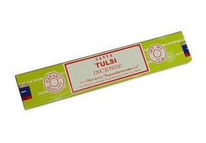 Благовония Satya Туласи Базилик (Tulsi), прямоугольная упаковка, 15 г