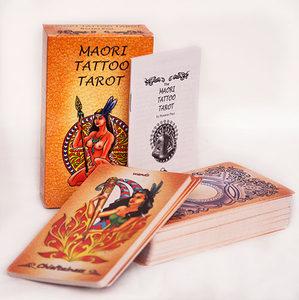 Maori Tattoo Tarot. Таро Тату Маори