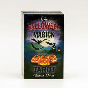 Halloween Magick Tarot. Таро Магия Хэллоуина